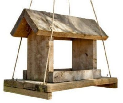 easy bird feeder to build from pallets birds juxtapost
