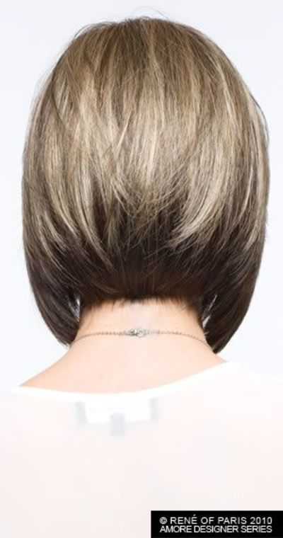 Enjoyable Pictures Of Angled Bob Back View Adrelihous2039S Soup Hairstyles For Women Draintrainus