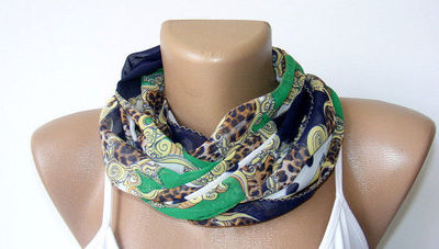 chiffon scarf with lace new design shawl neckwarmer cowl scarf,for woman,fashion accessories,scarves