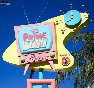 50's Prime Time Cafe - Hollywood Studios