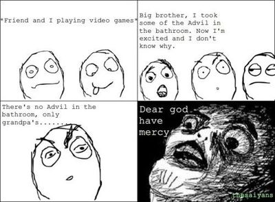 Lol Face Meme Comics oh crap rage face comics- Lol
