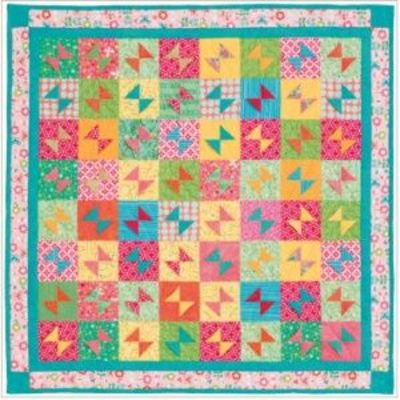 Quilt Patterns For College Students : Cute free baby quilt pattern / nice signs - Juxtapost