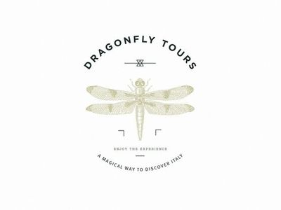 || Dragonfly Tours :: by Giacomo Drudi :: via Behance