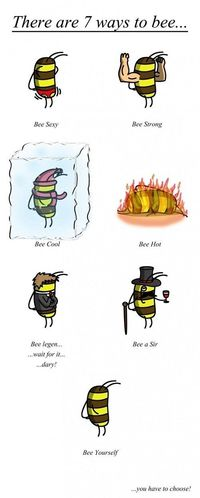 7ways to bee- Lol Image