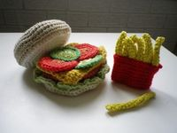 #crochet #food #crazy #cute