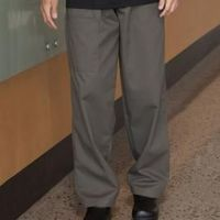 """Uncommon Cargo Chef Pant by Uncommon Threads - Built from comfortable recycled fabric, these Cargo Chef Pants feel great! Features over-sized cargo pocket, a convenient towel loop and 2"""" elastic waist."""