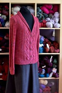 On the subject of sweaters - my (now complete!) blog series on the process of successfully knitting a sweater.
