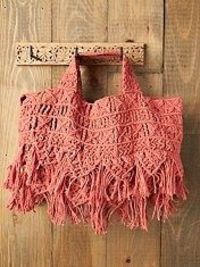#freepeople #crochet # bags