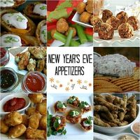 New Year's Eve Party Appetizers:: PocketChangeGourmet.com