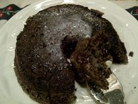 Chocolate Cake for Breakfast?! Low-carb, Easy Variations on the MIM (muffin in a minute/microwave)