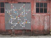 Seattle Star Quilt