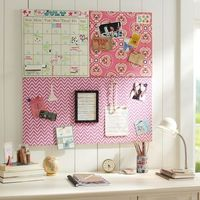 pink style tiles