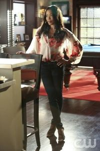 "Hart of Dixie -- ""I Fall to Pieces"" -- Pictured: Golden Brooks as Ruby Jeffries. Photo: Danny Feld/The CW -- © 2012 The CW Network. All Rights Reserved."