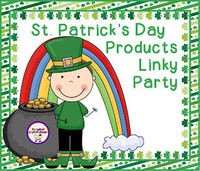 Live, Love, Laugh Everyday in Kindergarten: St Patrick's Day Linky