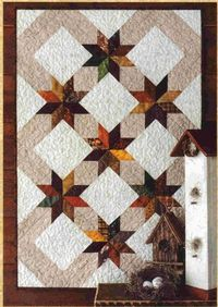 Indian Star Quilt