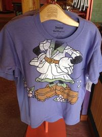 Explorer Minnie shirt