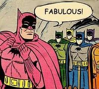 Fabulous Batman