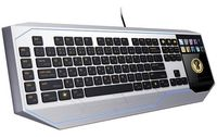 Star Wars Computer Keyboard with LCD Touchpad