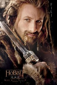 official Hobbit character posters