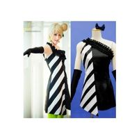 K-ON! Asymmetric Dress Tsumugi Kotobuki Cosplay Costume