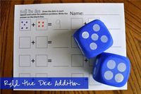 Roll the dice addition