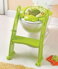 potty seat with steps-