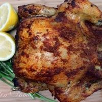 Crock Pot Rotisserie Chicken by SmittenFoodie