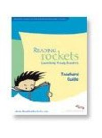 Reading Rockets - fantastic website with strategies for preparing young children to be readers and reading guides for specific books