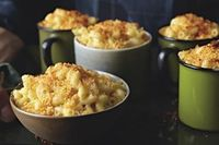 Three Cheese Macaroni recipe