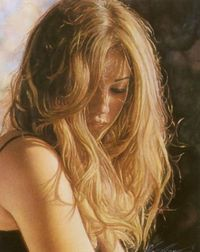 Beautiful portrait by Steve Hanks