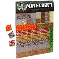 Minecraft Magnet Set.