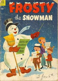 Frosty the Snowman Comic