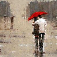 I love how all of his figures are slightly ambiguous. Andre Kohn