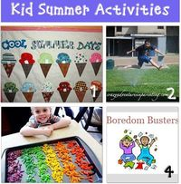 12 Best Summer Activities for the Kids