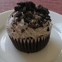 not from a box cake Oreo cupcakes