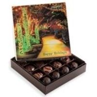 Send delicious chocolates on this Christmas anywhere in USA.