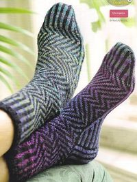 Don't argue. Just knit them.