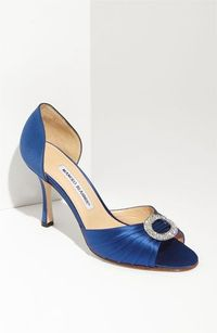 2012489d06ebe Manolo Blahnik  Sedaraby  Open Toe d Orsay Pump available at  Nordstrom