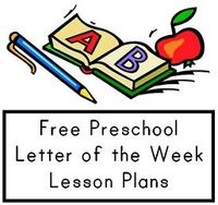 Printable lesson plan with links for the letter G