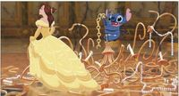 Belle and Stitch