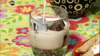Carla Hall's Chocolate Malt Ice Cubes recipe. #thechew