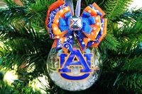 University of Auburn Tigers Football College by frecklefoxboutique, $19.99