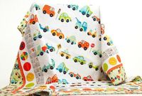 Riley Blake Free quilt pattern - OMG I LOVE this for one of my boys!!