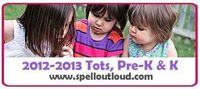 toddler, preschool, and kindergarten #homeschool plans for 2012-13 by