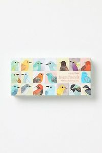 Anthropologie -- bird sticky notes.