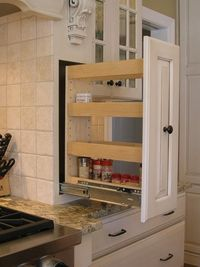 Kitchen Pull Outs - for Hale o Pumehana skinny drawer