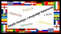 FREE Foreign Language Resources