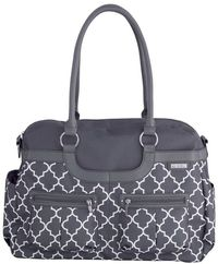 JJ Cole Satchel Diaper Bag - Stone Arbor - $70