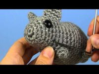 Amigurumi Faces: Secure Stitching