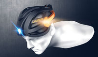 Dora - World First Bicycle Helmet With Bluetooth